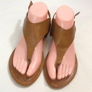 Pierre Dumas Flat Sandals shoes 6.5